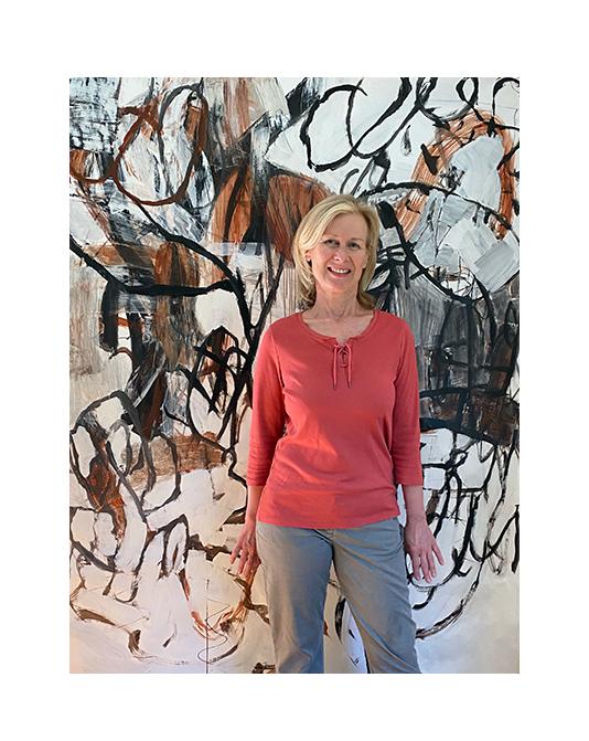 Donna Scarpa, Painter, Fine Artist